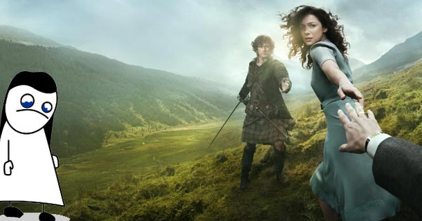 outlander-what-are-you